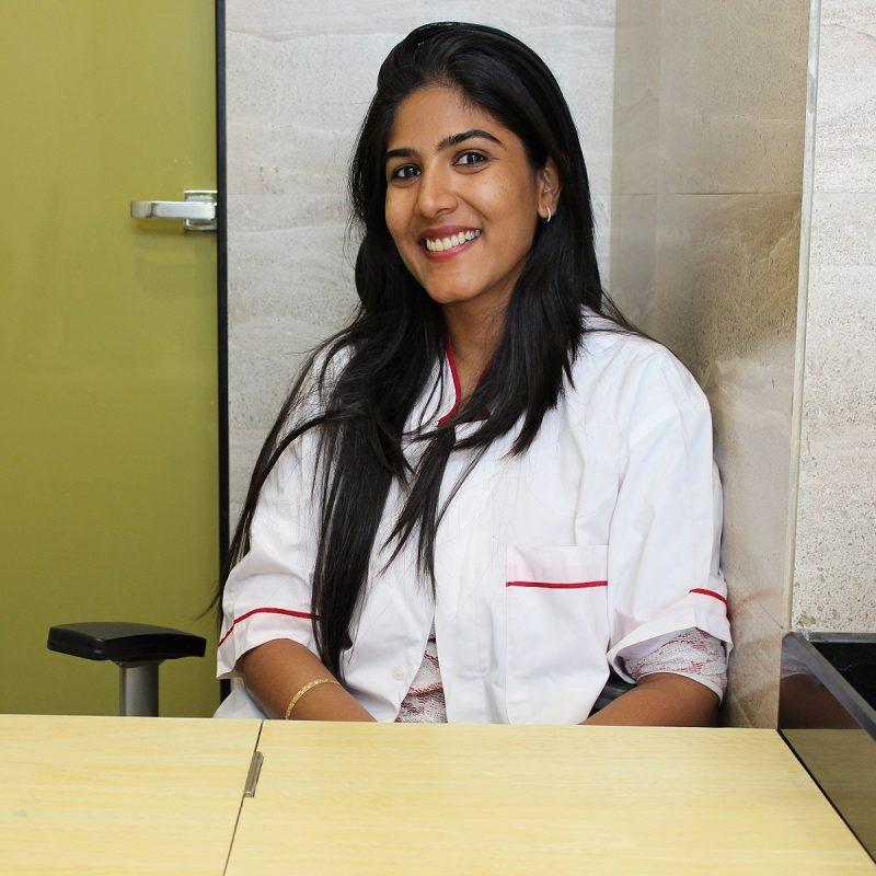 DR. Radhika Sonika Chheda MDS Prosthodontics